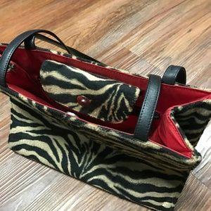 KATE SPADE NEWYORK Dunne Lane Leopard-Print Bag